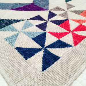 Four Squared  |  Knitting Pattern