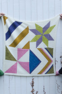 Kagan's Quilt  |  Knitting Pattern