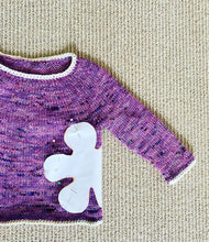 Load image into Gallery viewer, Flower Power Baby Sweater and Hat