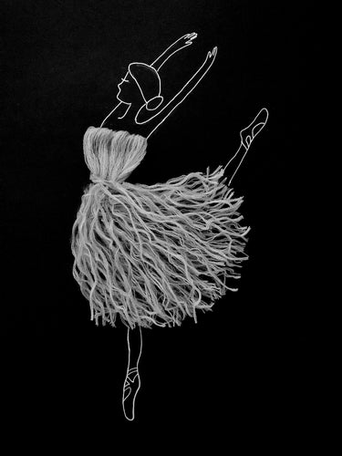 Tiny Dancer (Dark) | Prints