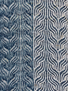 Concurrent  |  Knitting Pattern