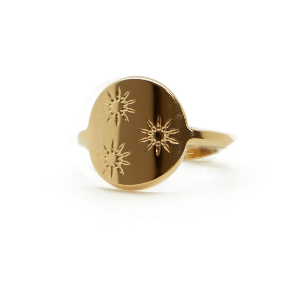 AGLAIA & CO - BAGUE ASTRE