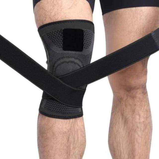 Adjustable Knee Support Bandage.