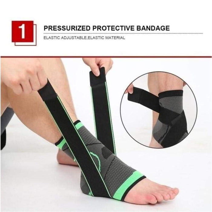 Ankle Support.