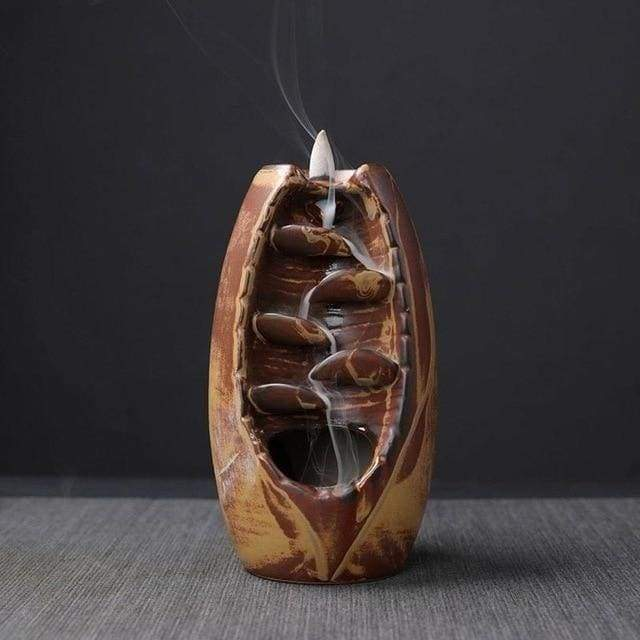 Cascade Decorative Incense Holder.
