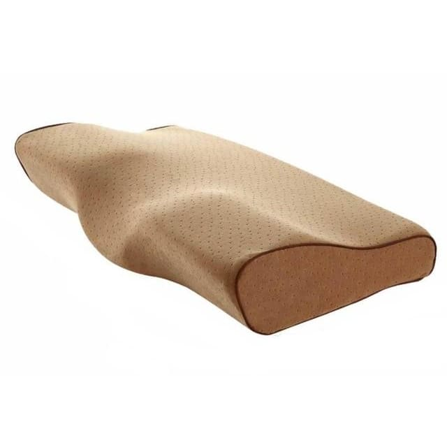 Memory Foam Pillow - Neck Protection.