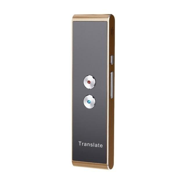 Portable Smart Voice Translator.