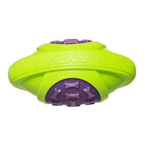 Hero Dog Toy Outer Armor Football Purple