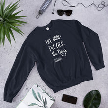 Load image into Gallery viewer, Dog Moms - Life Goal - Unisex Sweatshirt