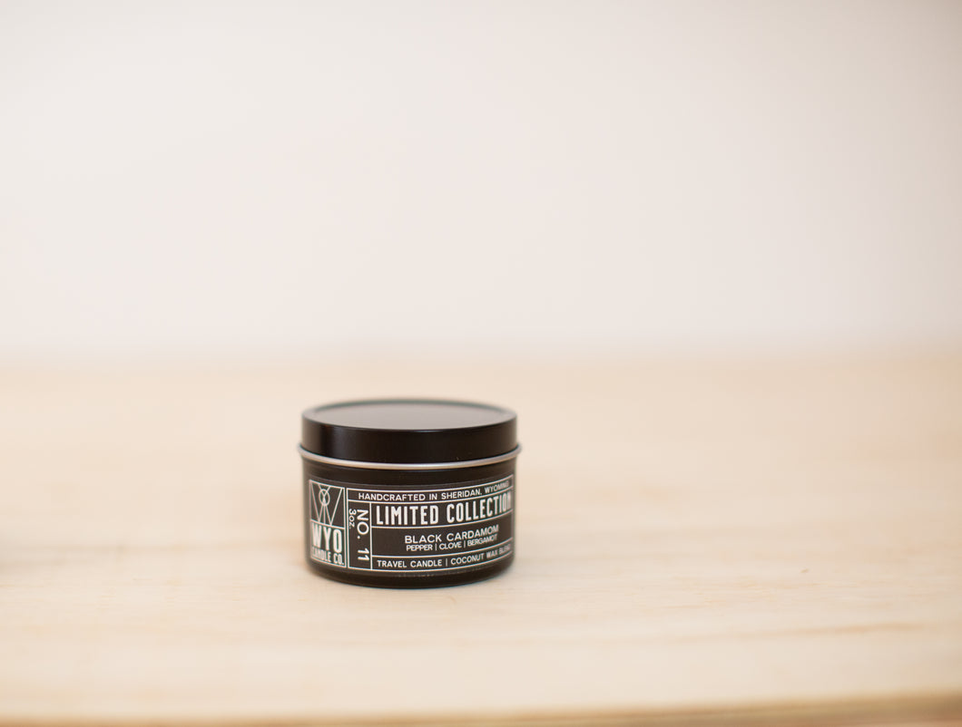 Limited Collection: Black Cardamom (3oz. travel)