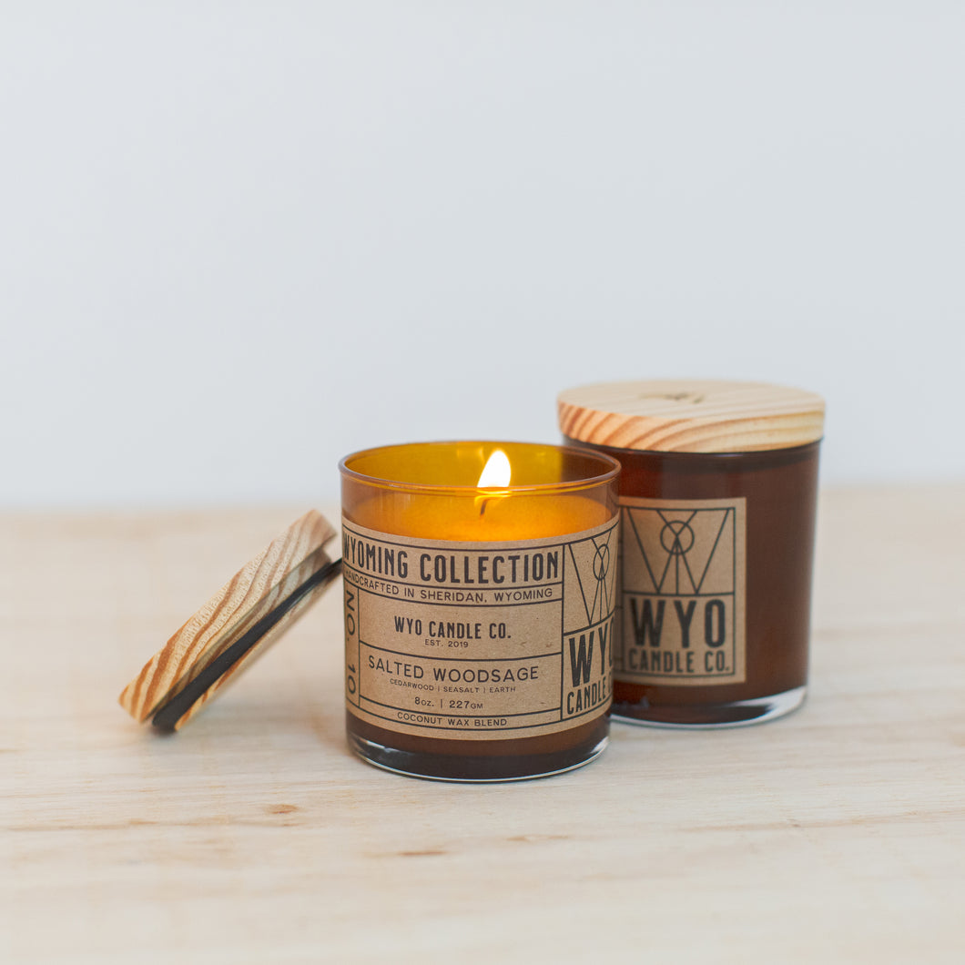 Wyoming Collection: Salted Woodsage (8oz.)