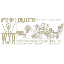 Load image into Gallery viewer, *NEW* Wyoming Collection: Cactus Jade Canyon (9oz.)