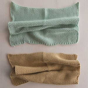 Knit Dish Cloths