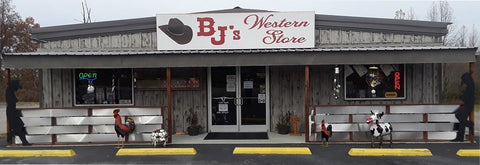 BJ's Western Store