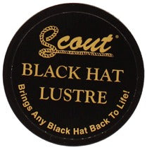 Scout/Twister Black Hat Lustre - 01066