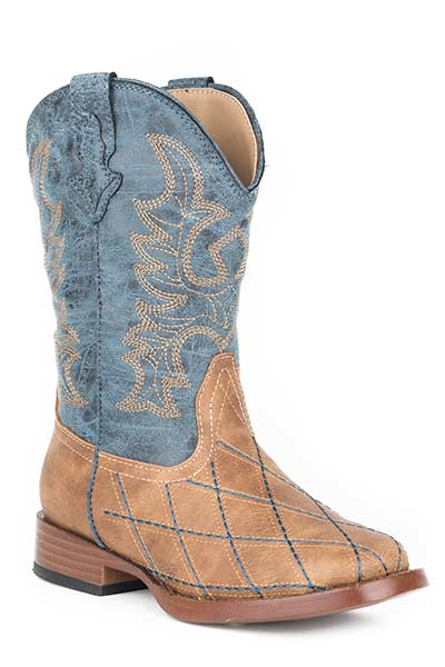 Roper Cross Cut Boots