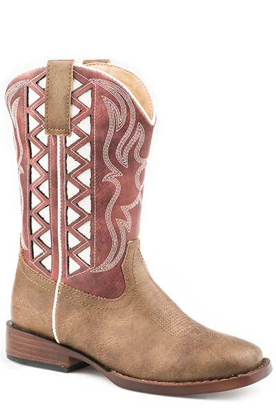 Roper Square Toe Boot - 09-018-1902-2155/09-119-1902-2155