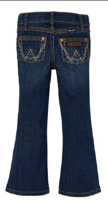 Wrangler Retro Girls Jeans - 09MWGHS