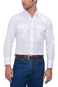 Ely & Walker Tone on Tone Western Shirt - 15201934