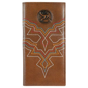 Roughy Color Stitch Rodeo Wallet -1831137W4