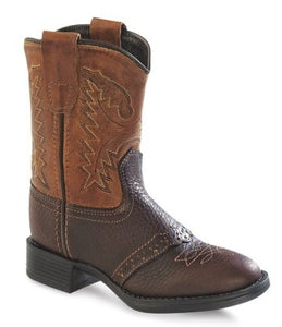 Old West Western Boots