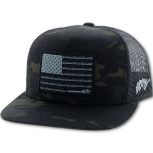 "Hooey ""Liberty Roper"" Youth Cap    2010T-CABK-Y"