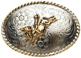 AndWest Kids Bull Rider Buckle - 203