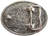 AndWest Kids Bull Rider Buckle - 203 Back