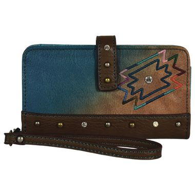 Catchfly Dana Wallet with Wristlet - 2040717W