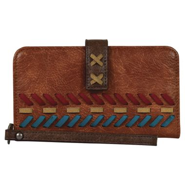 Catchfly Bailey Wallet with Wristlet - 2042717W