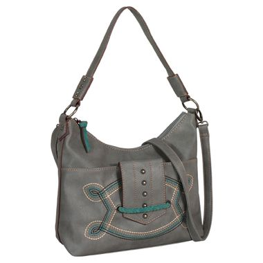 Justin Conceal Carry Hobo Bag - 2059545
