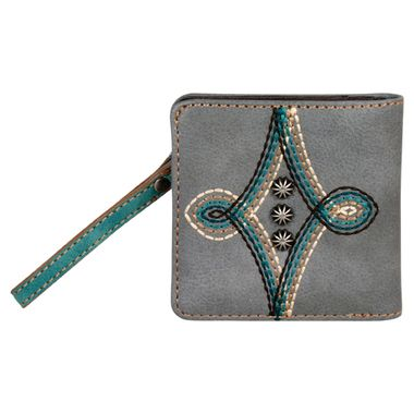 Justin Ladies BiFold Wallet - 2059674W