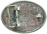 AndWest Kids Horsehead Buckle - 205 Back