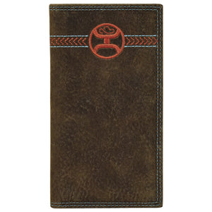 Hooey Weathered Rodeo Wallet - 2095566W4