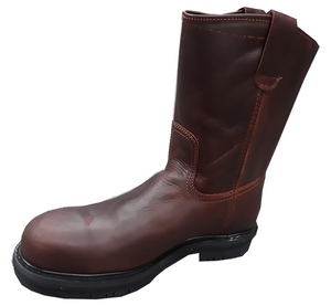 Cowtown Redwood Steel Toe Boots - 2154
