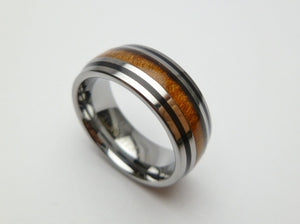 Koa Wood Ring - 37101
