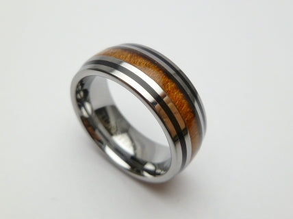 Koa Wood Ring