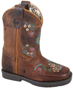 Smoky Mountain Floralie Boots - 3833