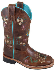 Smoky Floralie Boot - 3841