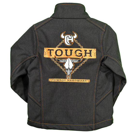 Cowboy Hardware Boys Poly Shell Jacket 392100-664-K