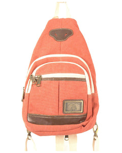 Canvas Sling/Backpack - 3979