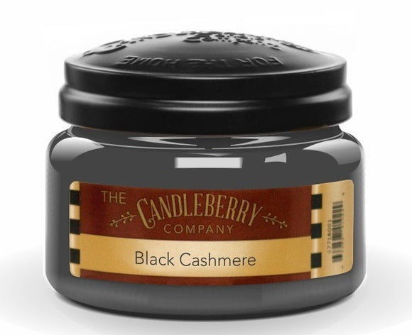 Black Cashmere Jar Candle - 41044