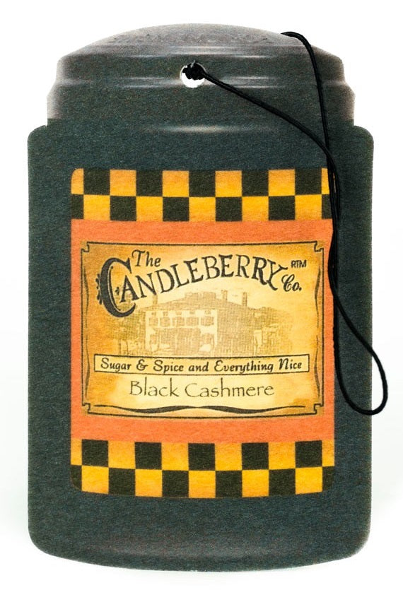 Black Cashmere Fresh CarGo Air Freshner - 44044