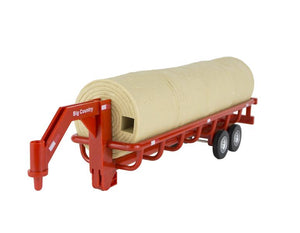 Big Country Toys Hay Bale Trailer - 440