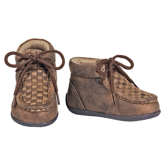 Double Barrel Carson Toddler Chukka - 4410902