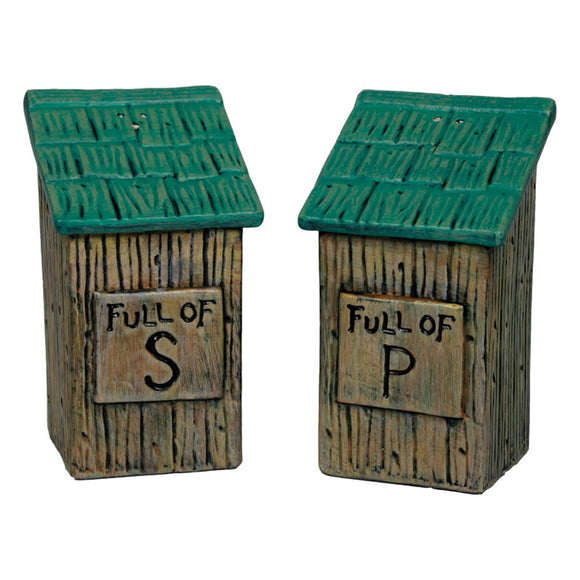 Outhouse S&P Shakers - 530
