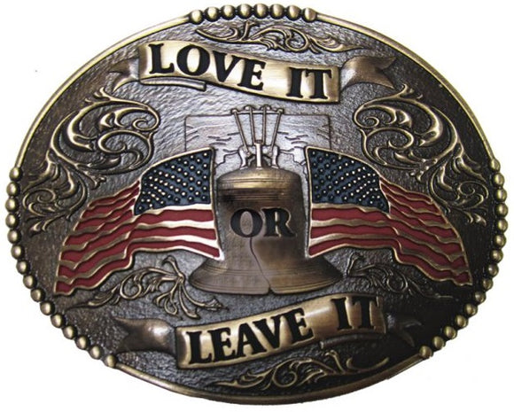 AndWest Love It Or Leave It Buckle - 594