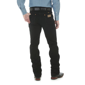 Wrangler Cowboy Cut Slim Fit - Shadow Black - 936WBK