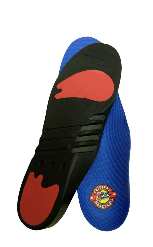 Justin Performance Poron Comfort Insole - 9621