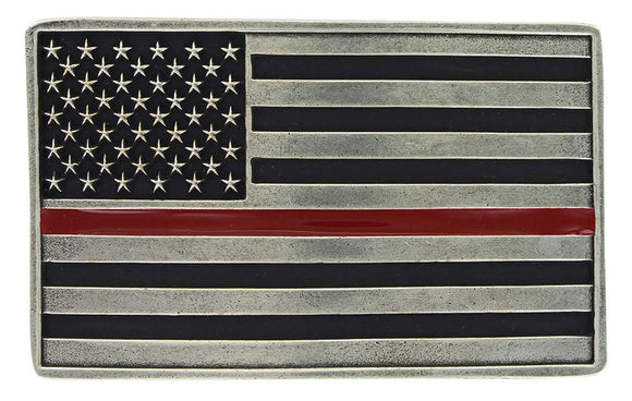 Attitude Thin Red Line Buckle - A644TRL